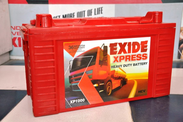 Anupam Enterprise Exide Heavy Commercial Vehicle