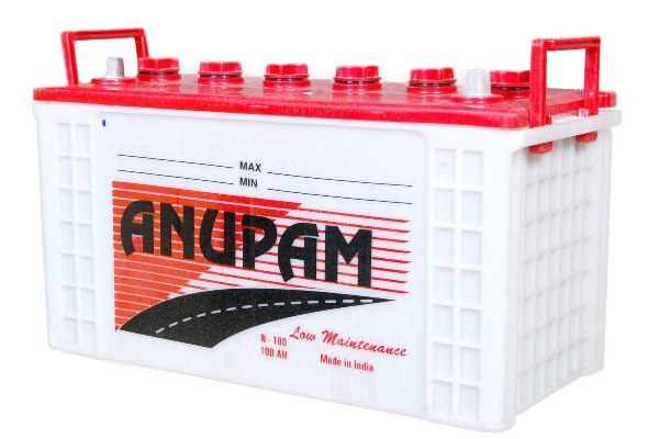 Anupam Enterprise Heavy Commercial Vehicle Battery