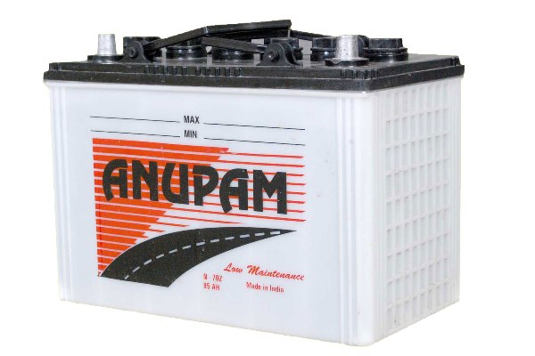Anupam Enterprise Light Commercial Vehicle Battery