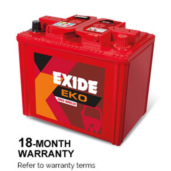 Exide Light Commercial Vehicle